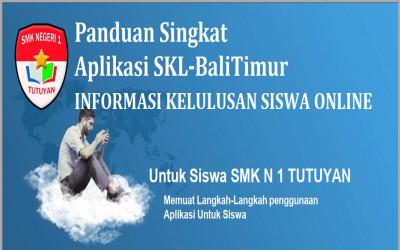 INFORMASI KELULUSAN SISWA SMKN 1 TUTUYAN SECARA ONLINE